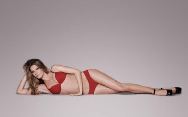 世界一の高給取りモデル、ブラジル出身ジゼル・ブンチェン