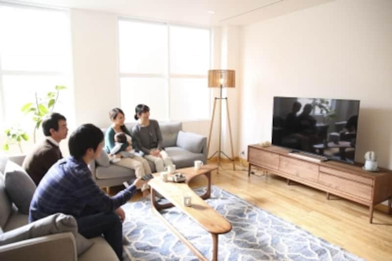 共通点がないときにはテレビを一緒に見よう