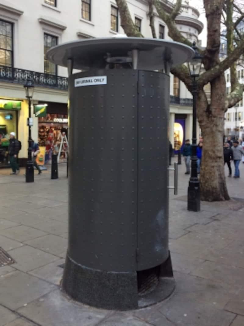 男性専用公衆トイレ
