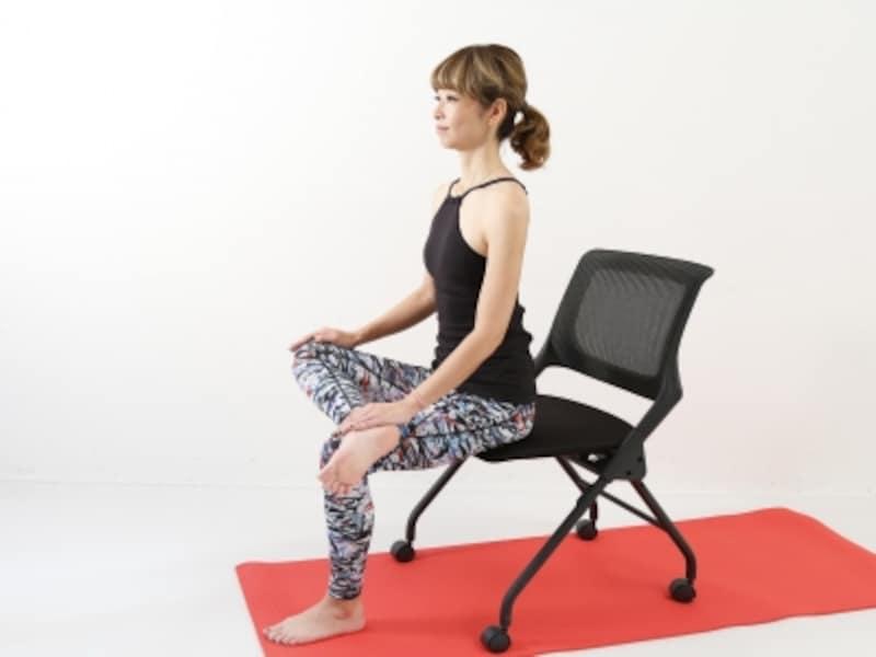 「おしり ストレッチ  椅子」の画像検索結果