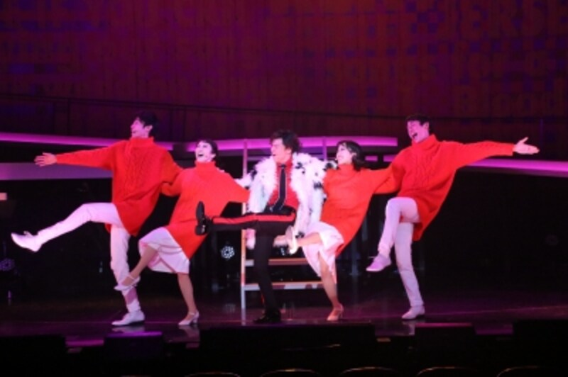 『TENTH』ガラ・コンサート(第一週)undefined写真提供:東宝演劇部