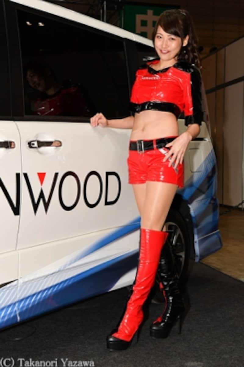 庄毛安那/KENWOOD