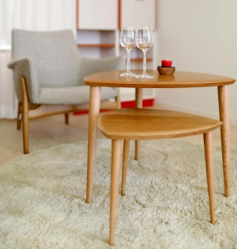 KITANIのテーブル