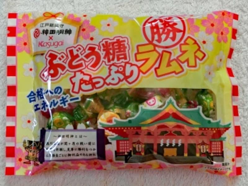春日井製菓ぶどう糖たっぷりマル勝ラムネ