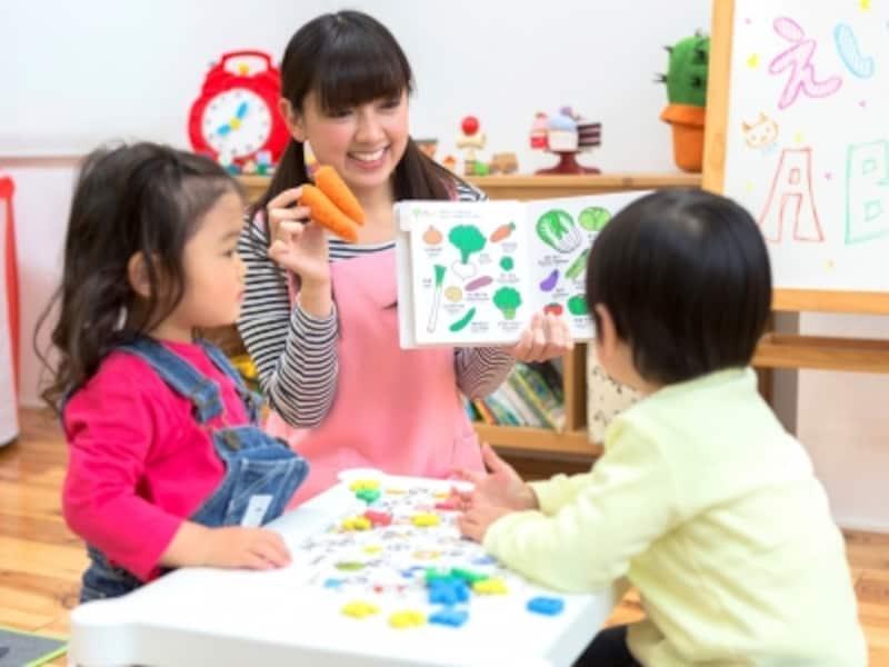 幼児教室の雰囲気も様々な違いがある