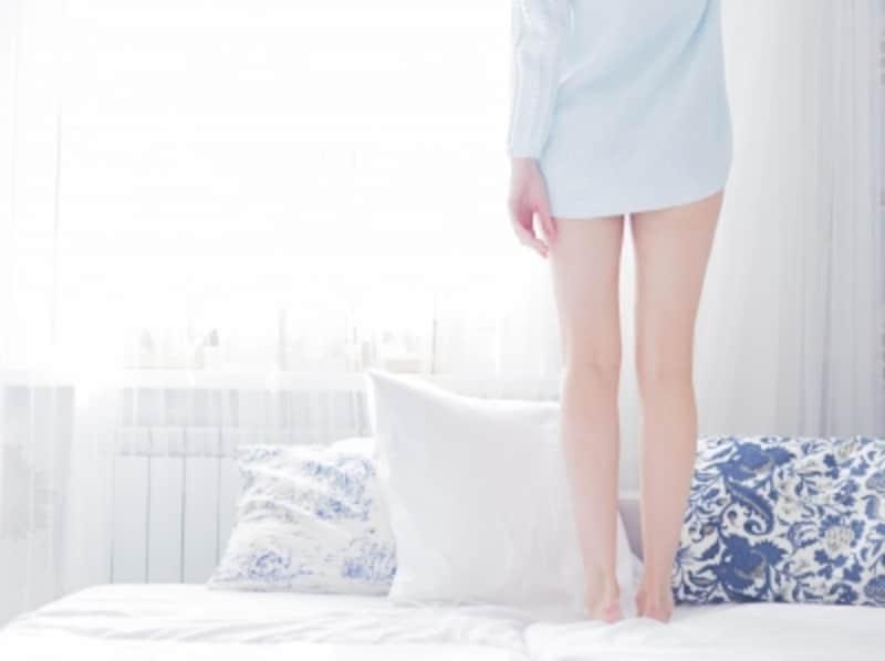 約7割の女性が脚に悩みを抱えている