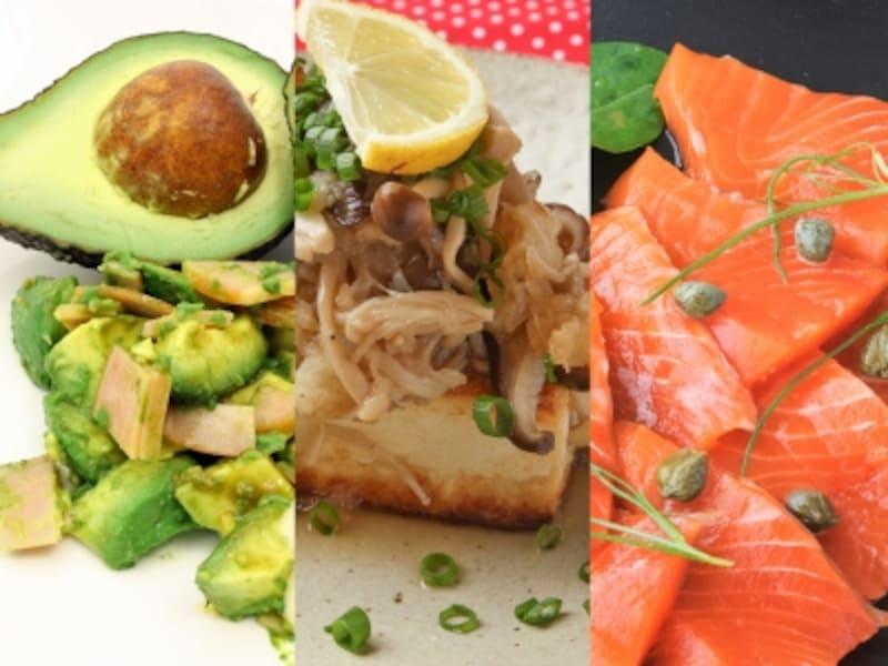 アラフォー世代におすすめの3色食材とは?