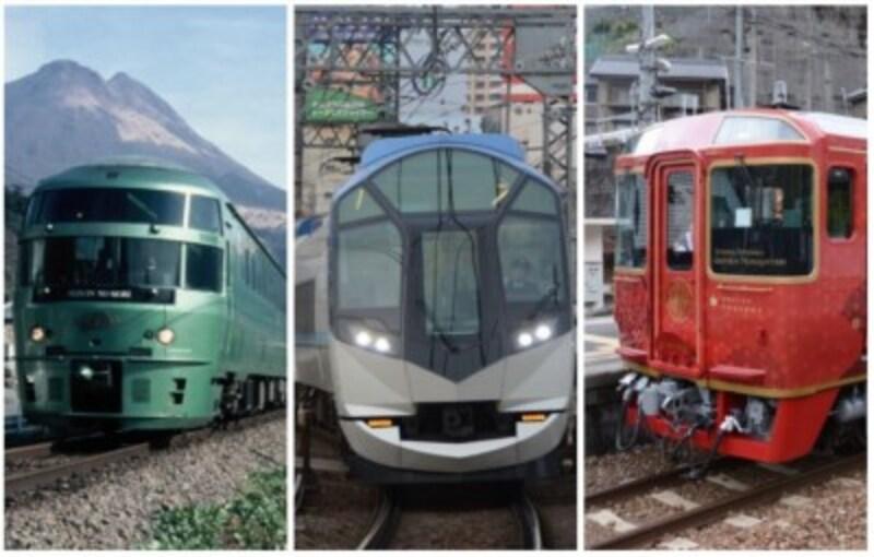 観光列車ランキング【2019年】