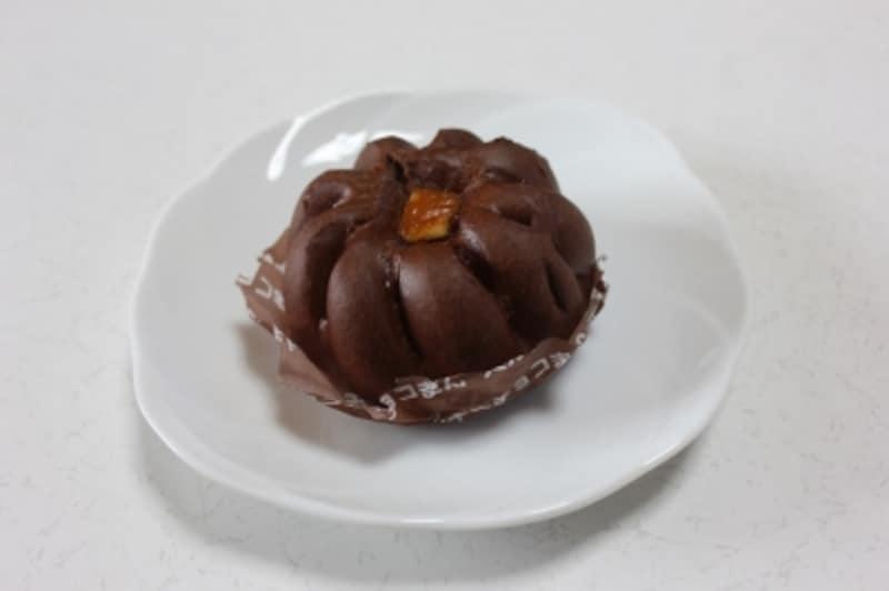 ミニストップの「ベルギーチョコまん」(税込108円)