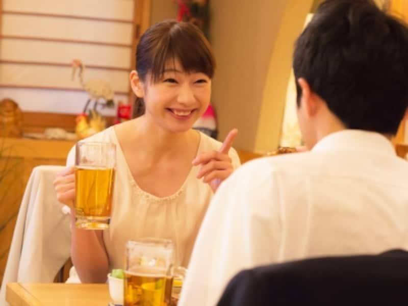 定番デートもいいけれど、女性側がエスコートしながらも男心をおさえたデートを演出するのも手。