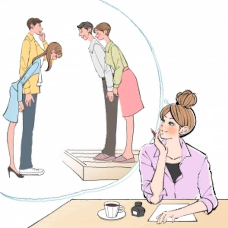 再婚相手の親への挨拶は根回しが必要