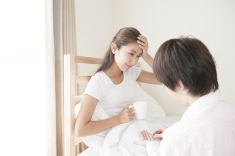 年齢にかかわらず、夫婦間の介護問題は根深い。