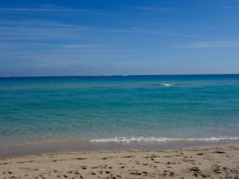 波のないビーチundefinedサーフサイド