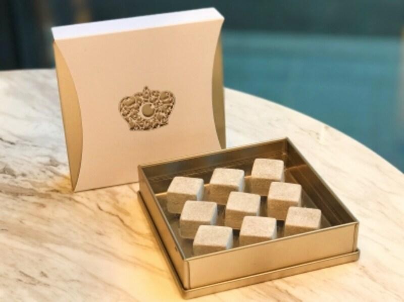 Cadeau(カドー)のショコラシャンパーニュ