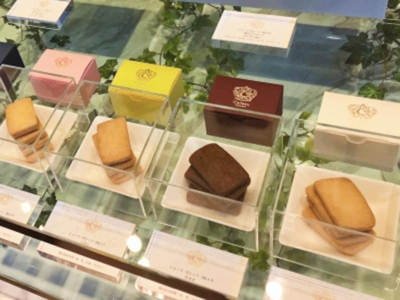 Cadeau(カドー)のショートガレット各種