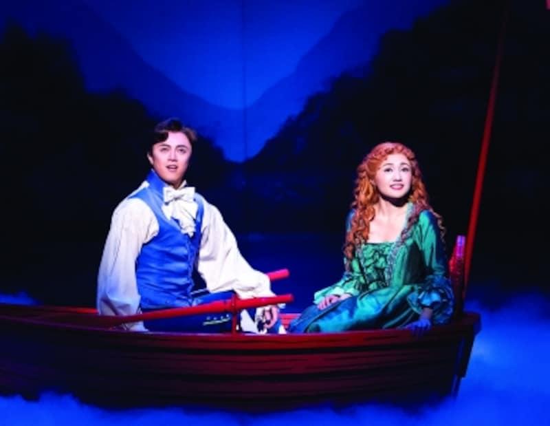 『リトルマーメイド」(C)Disney撮影:堀勝志古