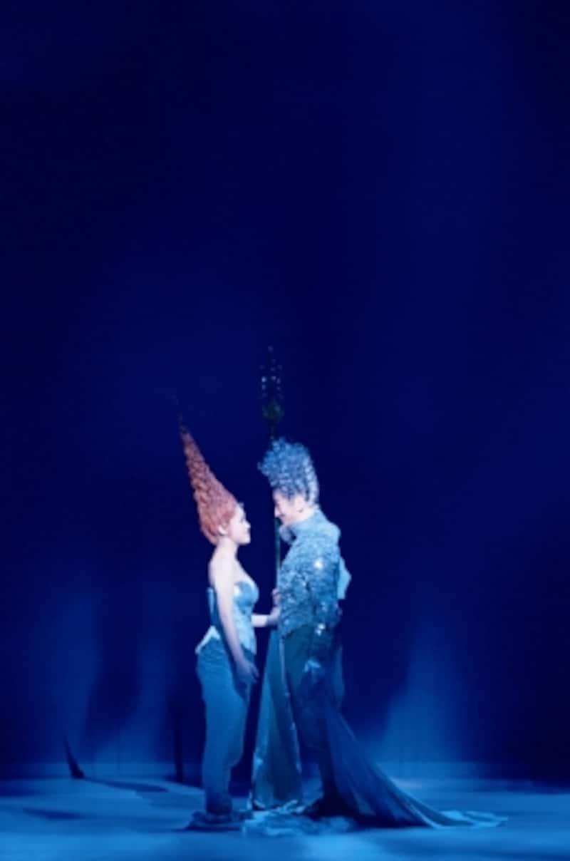 『リトルマーメイド」(C)Disney撮影:荒井健