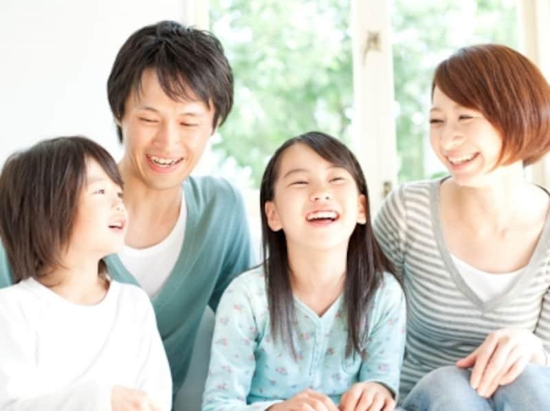 家族のそばにいて話題を提供してくれる存在