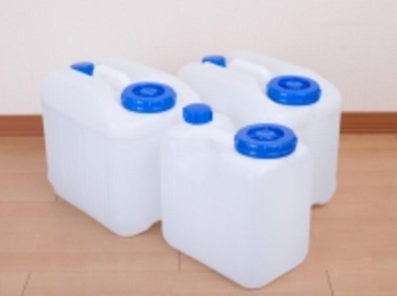貯水タンク