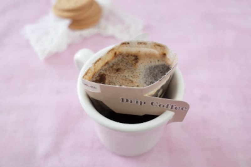 お湯を注ぐだけのドリップバッグのコーヒー(CafeSnapDiversityCollection)