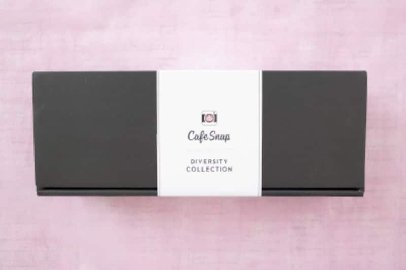 CafeSnapのギフト2018・18個入り(ギフトボックス)3900円(税込み)