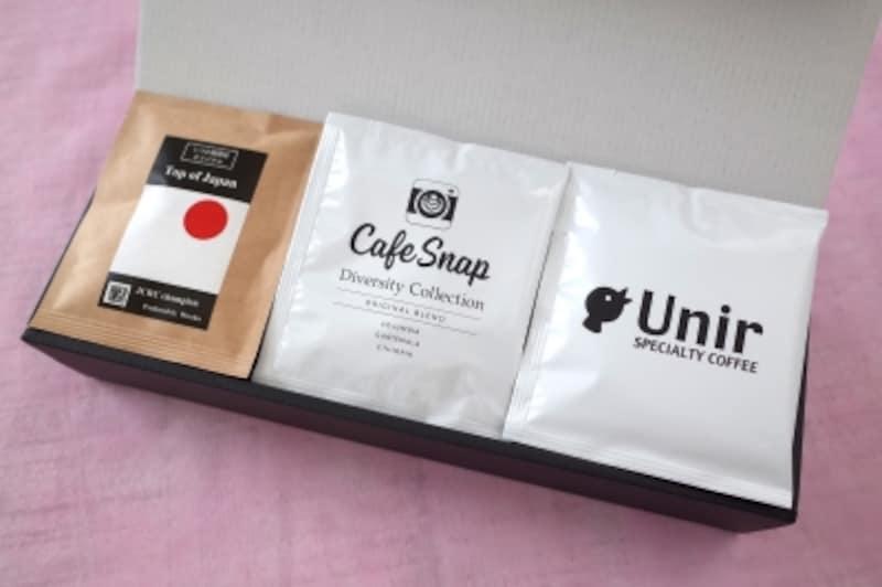 CafeSnapのギフト2018・18個入り(ギフトボックス)