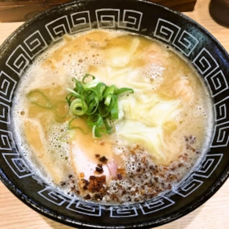 読者が選ぶベストラーメン2018!総合第4位:中村麺三郎商店(神奈川・淵野辺)