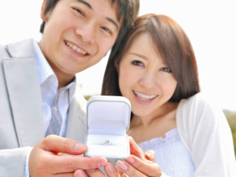 婚約指輪を贈られたら、お返しはどうする?