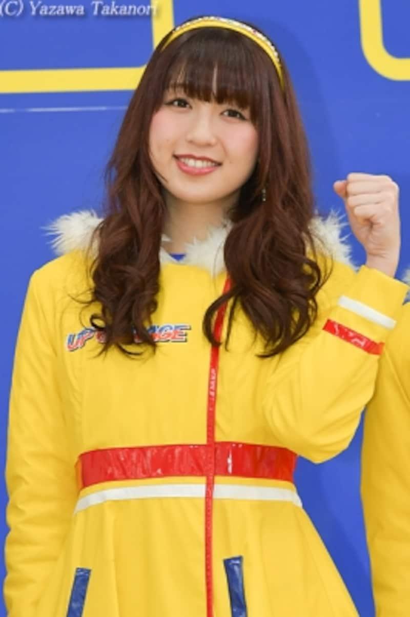 横田りか/2018ドリフトエンジェルス