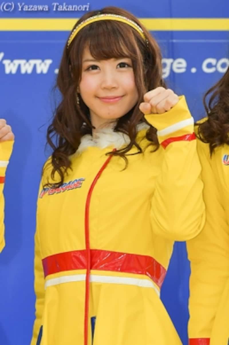 永原芽衣/2018ドリフトエンジェルス