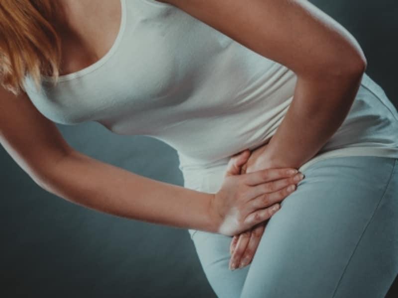 尿路結石による激痛