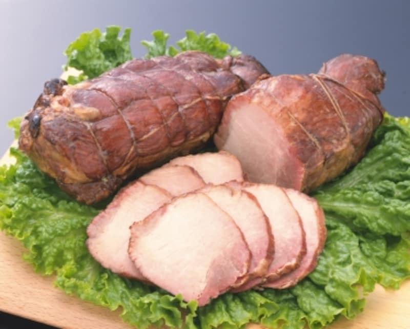 ャチャーシューの脂肪とタンパク質がバリアに!