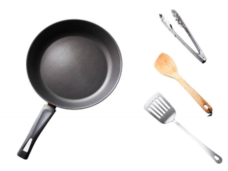 一人暮らしの調理器具