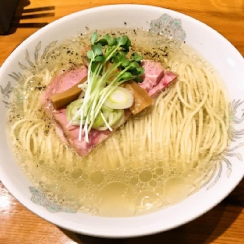 読者が選ぶベストラーメン2018!新店第6位:麺屋坂本01(東京・王子神谷)
