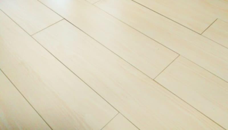フローリングundefined継ぎ目