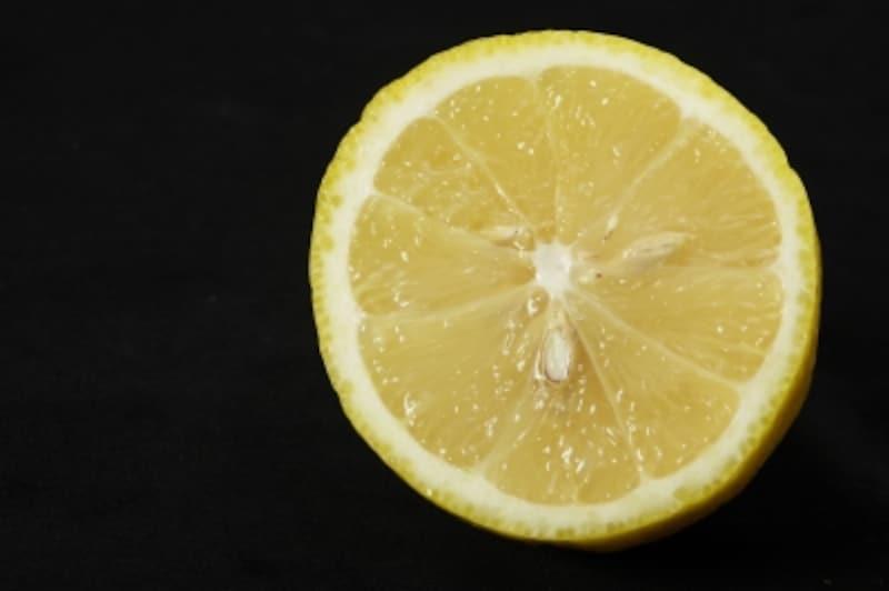 レモンのクエン酸は糖をエネルギーに変える!