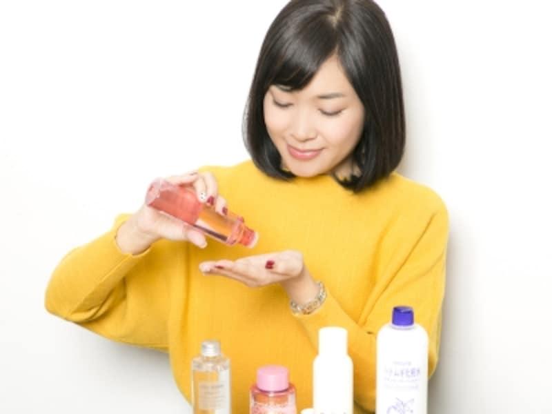 惜しみなくたっぷり使えるプチプラ化粧水