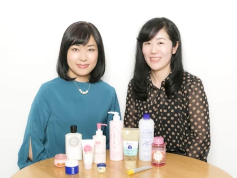 美容ガイド2人によるプチプラ談義