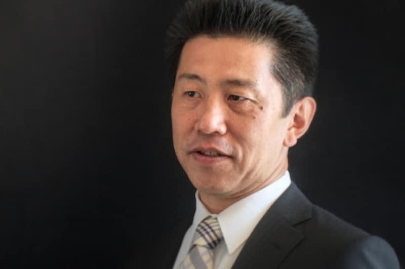 コムジェスト・アセットマネジメントの高橋庸介代表
