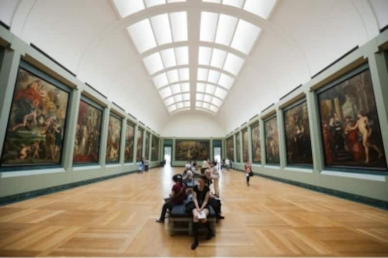 世界三大美術館undefinedルーブル美術館undefined