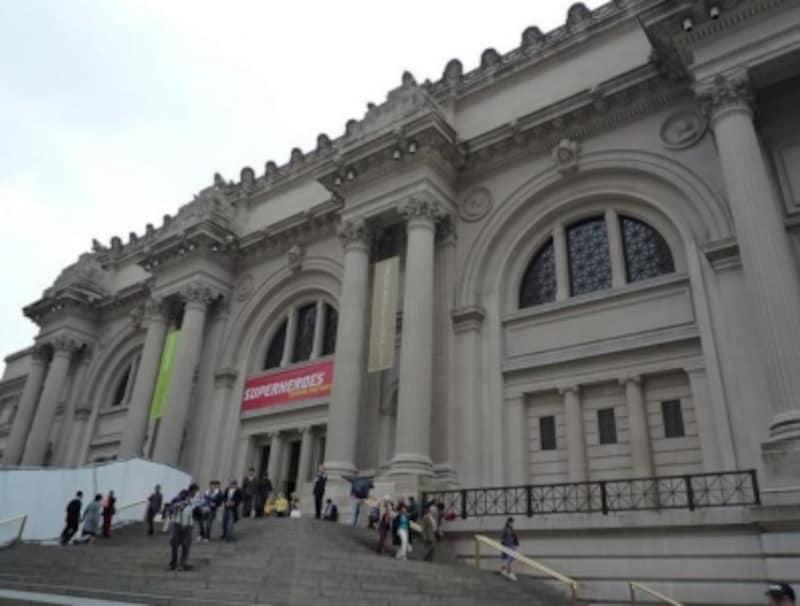 世界三大美術館undefinedメトロポリタン美術館