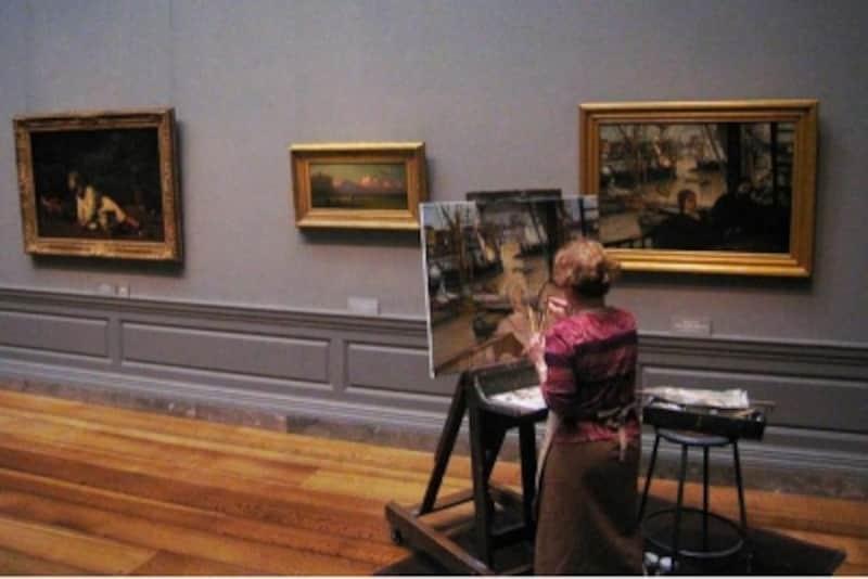 世界三大美術館undefinedナショナル・ギャラリー