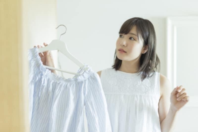 ついつい買ってしまう洋服。不用品になりやすい物でもある