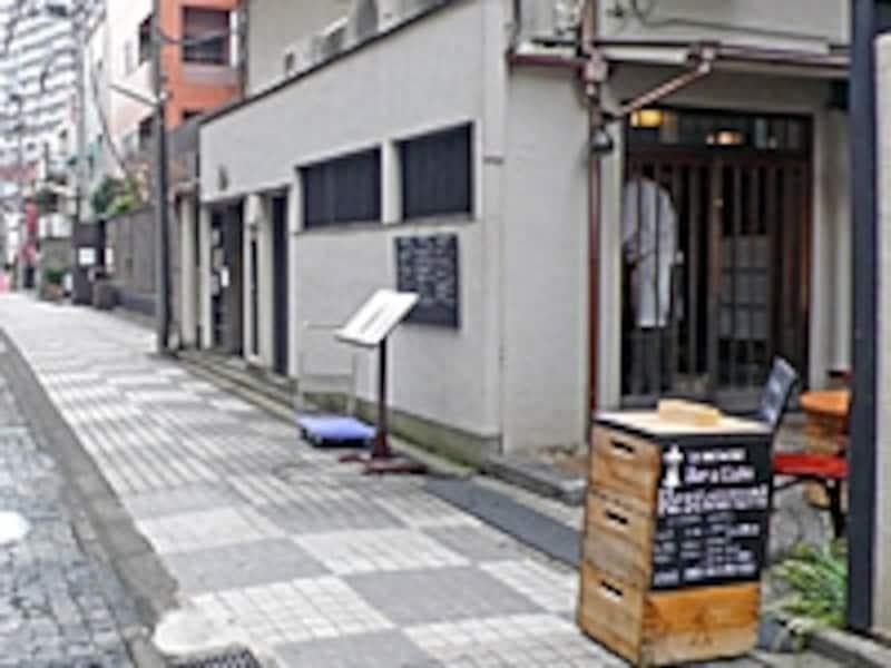 神楽坂イメージ写真・リノベレストラン