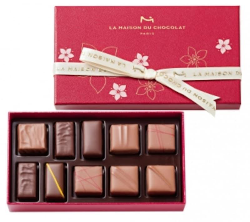 今年のホワイトデーのお返しには、女性に人気のブランドの限定チョコレートはいかが