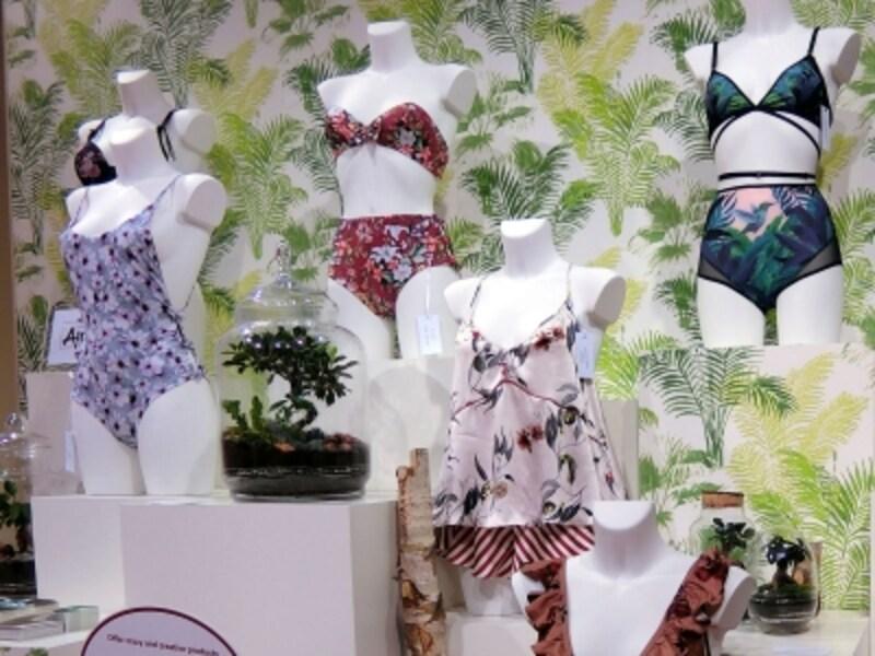 パリ国際ランジェリー展2018