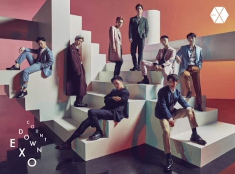 EXO、日本初のオリジナルアルバム「COUNTDOWN」