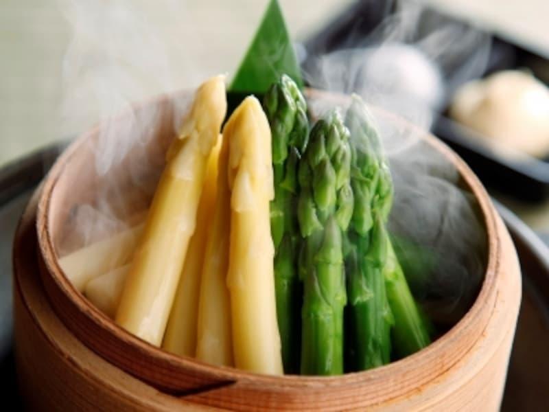 蒸し料理はコツさえつかめばとっても簡単。ぜひ蒸し器・せいろを料理に取り入れて