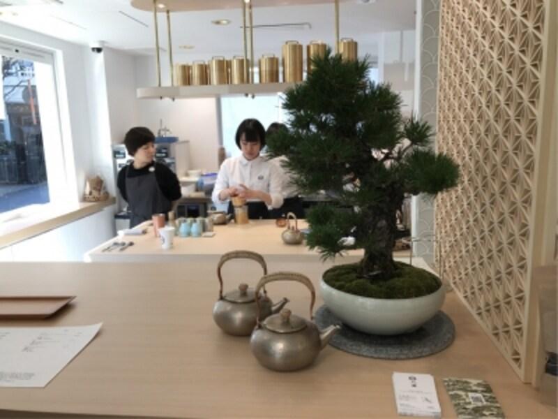日本茶スタンドカフェ,八屋,