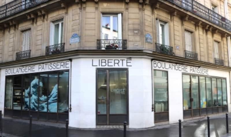 パリのリベルテ本店